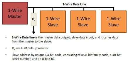 1-Wire Diagram and Description