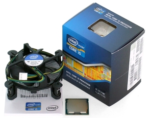intel core i5 3570k with stock cooler